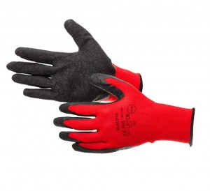 Rękawice M-GLOVE L2001 RED CE KAT II 2121 STRONG