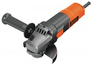 Black&Decker BEG220-QS Szlifierka kątowa 125 mm, 900 W